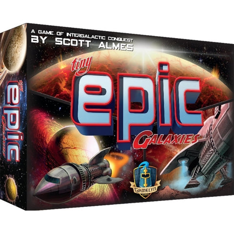 Tiny Epic Galaxies [Board Game, 1-5 Players]