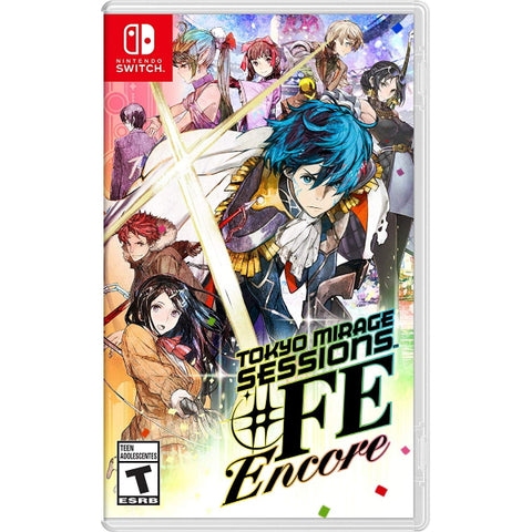 Tokyo Mirage Sessions #FE Encore [Nintendo Switch]