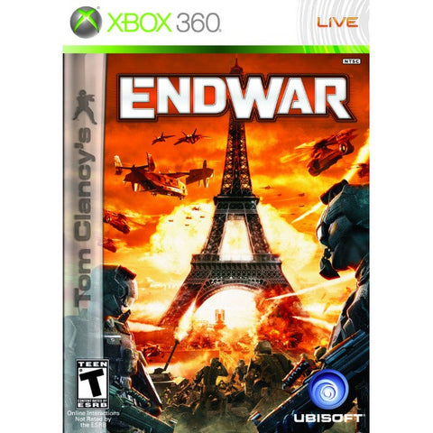 Tom Clancy's EndWar [Xbox 360]