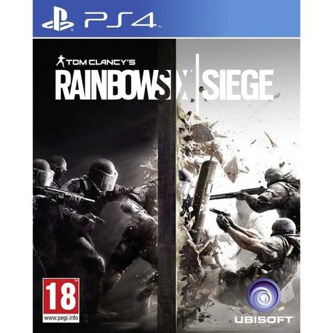 Tom Clancy's Rainbow Six Siege [PlayStation 4]