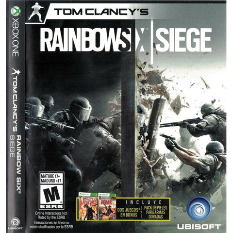 Tom Clancy's Rainbow Six Siege [Xbox One]