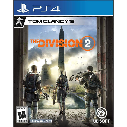 Tom Clancy's The Division 2 [PlayStation 4]