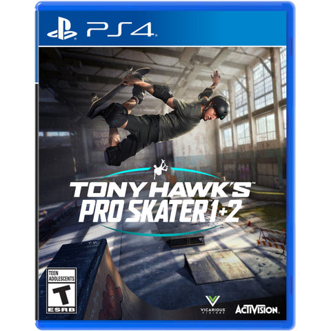 Tony Hawk's Pro Skater 1 + 2 [PlayStation 4]