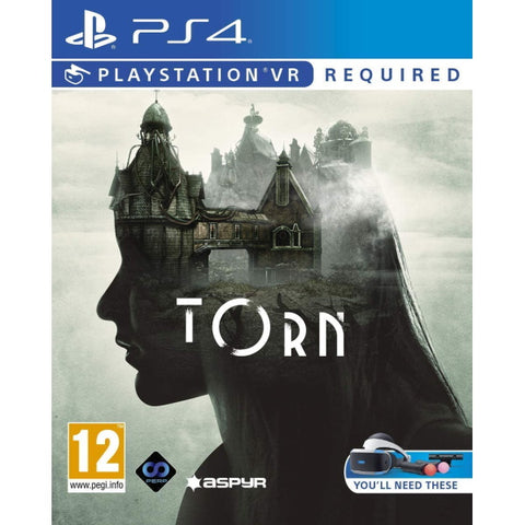Torn - PSVR [PlayStation 4]