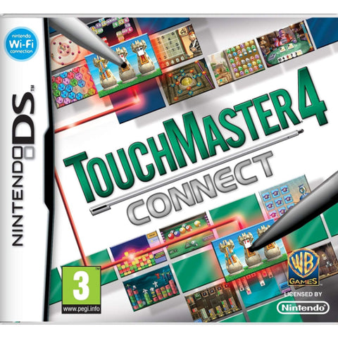 TouchMaster 4: Connect [Nintendo DS DSi]