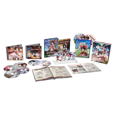 Touhou Genso Wanderer - Limited Edition [PlayStation 4]