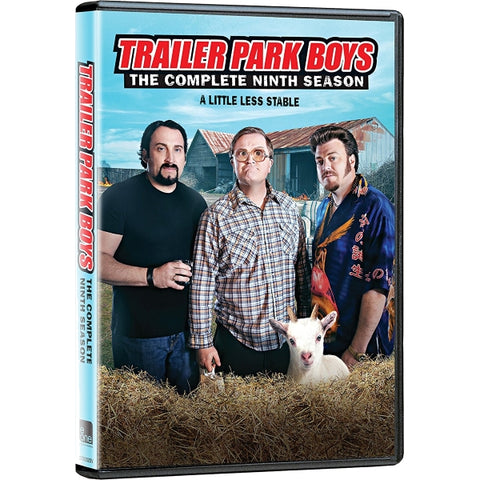 Trailer Park Boys - The Complete Ninth Season [DVD Box Set]