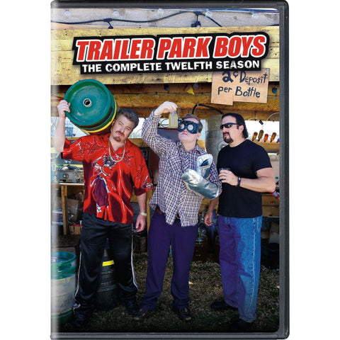 Trailer Park Boys: The Complete Twelfth Season [DVD Box Set]