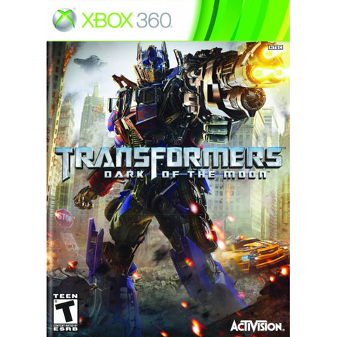 Transformers: Dark of the Moon [Xbox 360]