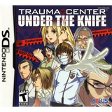 Trauma Center: Under the Knife [Nintendo DS DSi]