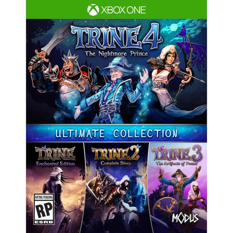 Trine: Ultimate Collection [Xbox One]