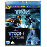 Tron Legacy and Tron: The Original Classic [Blu-Ray 2-Movie Collection]