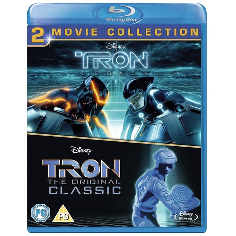 Disney's Tron Legacy and Tron: The Original Classic [Blu-Ray 2-Movie Collection]
