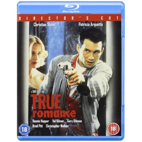True Romance - Director's Cut [Blu-Ray]