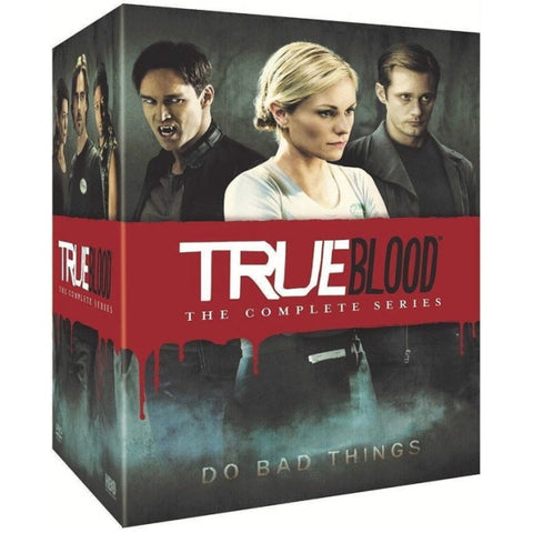 True Blood: The Complete Series - Seasons 1-7 [DVD Box Set]