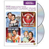 TCM Greatest Classic Films Collection: Broadway Musicals [DVD Box Set]