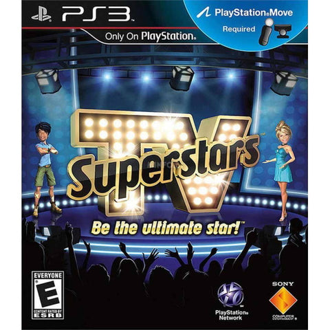 TV Superstars [PlayStation 3]