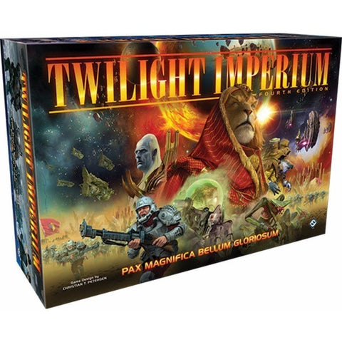 Twilight Imperium - 4th Edition [Board Game, 3-6 Players]