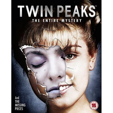 Twin Peaks - The Entire Mystery and the Missing Pieces [Blu-Ray Box Set]