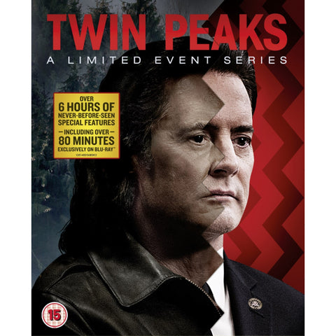 Twin Peaks: A Limited Event Series [Blu-Ray Box Set]