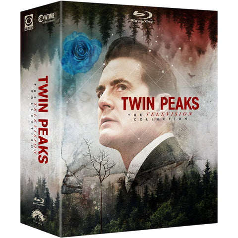 Twin Peaks: The Television Collections [Blu-Ray Box Set]