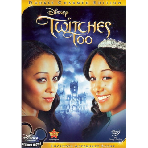 Twitches Too: Double Charmed Edition [DVD]