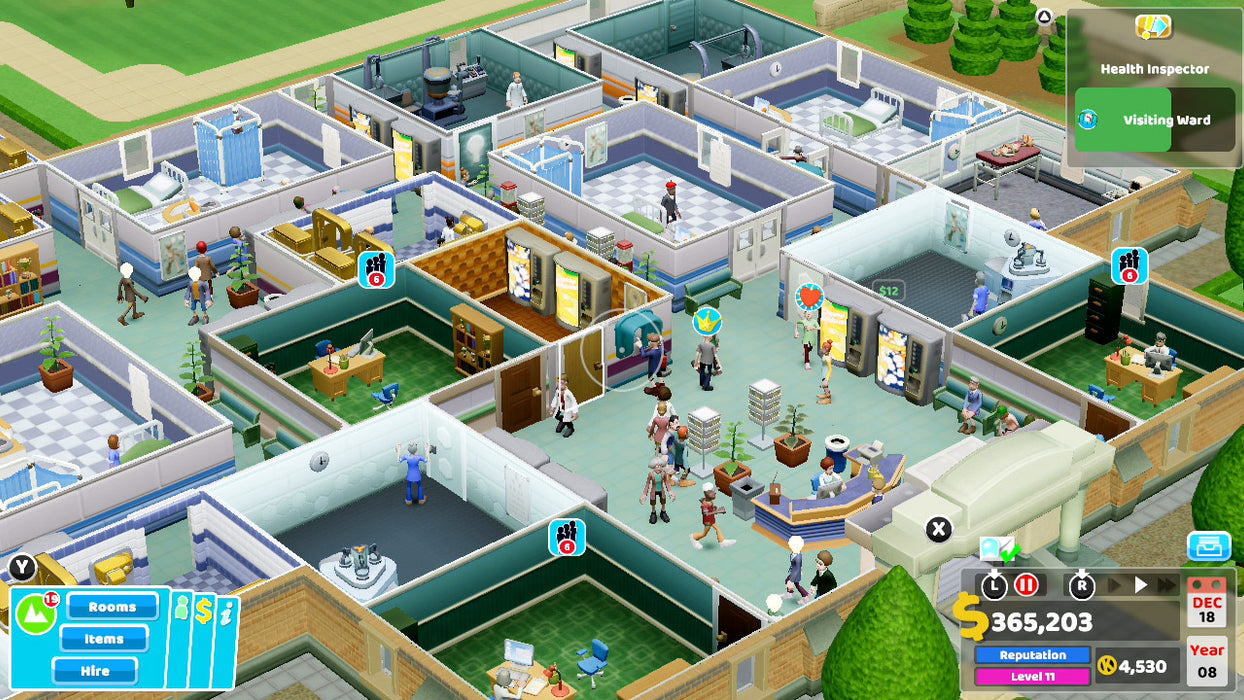 Two Point Hospital [Nintendo Switch]