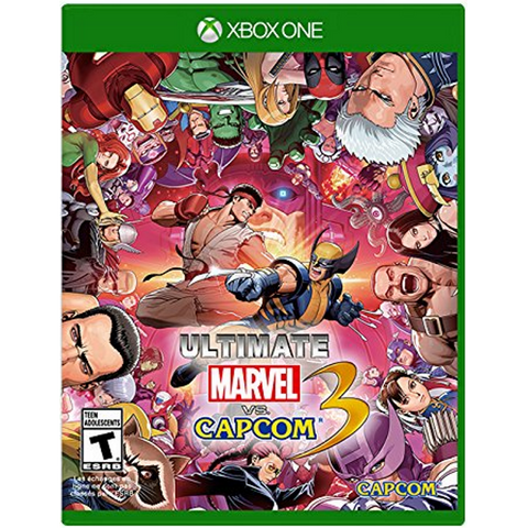 Ultimate Marvel Vs. Capcom 3 [Xbox One]