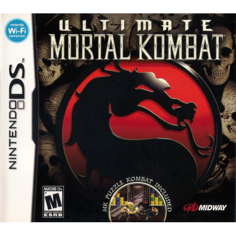 Ultimate Mortal Kombat [Nintendo DS DSi]