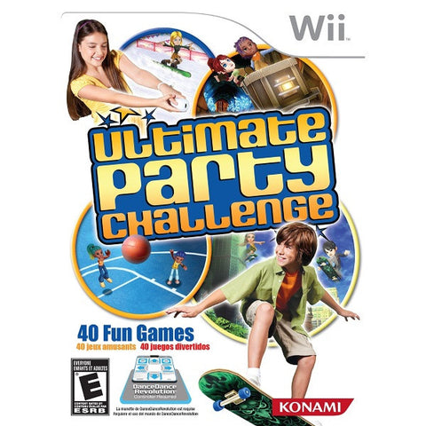 Ultimate Party Challenge [Nintendo Wii]