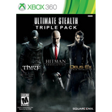 Ultimate Stealth Triple Pack [Xbox 360]