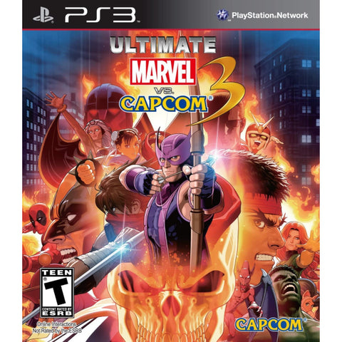 Ultimate Marvel Vs. Capcom 3 [PlayStation 3]