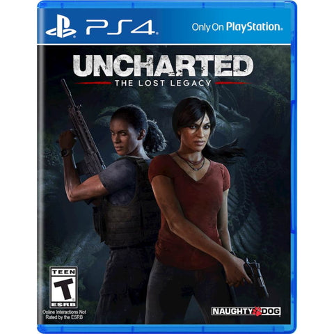 Uncharted: The Lost Legacy [PlayStation 4]