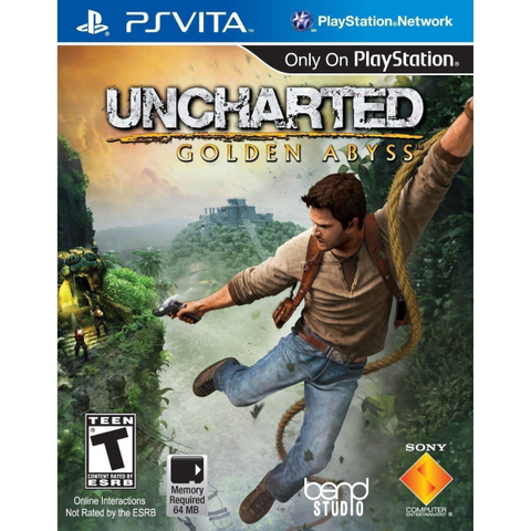 Uncharted: Golden Abyss [Sony PS Vita]