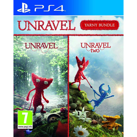 Unravel: Yarny Bundle [PlayStation 4]