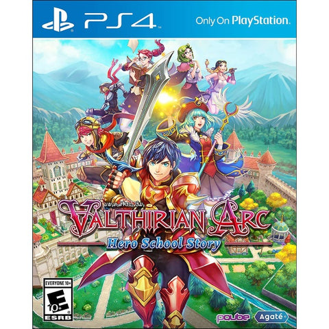 Valthirian Arc: Hero School Story [PlayStation 4]
