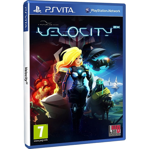 Velocity 2X: Critical Mass Edition [Sony PS Vita]