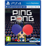 Ping Pong VR - Table Tennis Simulator PSVR [PlayStation 4]