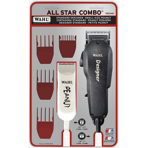 Wahl Professional All Star Clipper/Trimmer Combo [Electronics]