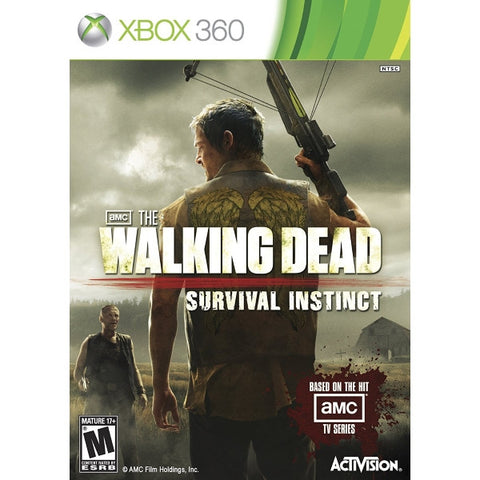 The Walking Dead: Survival Instinct [Xbox 360]