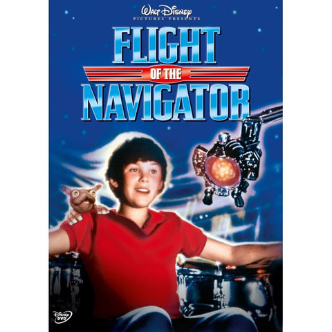 Disney's Flight Of The Navigator [DVD]