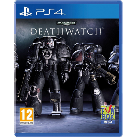 Warhammer 40,000: Deathwatch [PlayStation 4]
