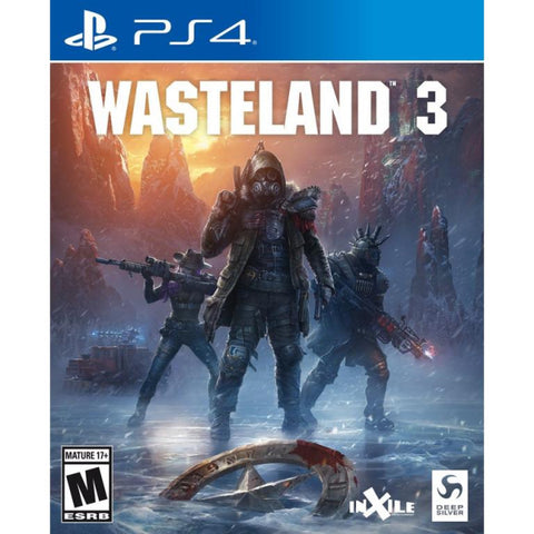 Wasteland 3 [PlayStation 4]