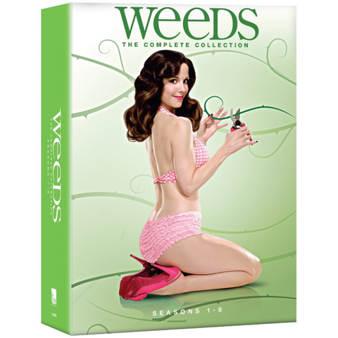 Weeds: The Complete Series Collection [DVD Box Set]