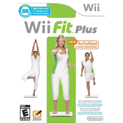 Wii Fit Plus [Nintendo Wii]