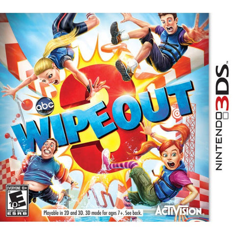 Wipeout 3 [Nintendo 3DS]
