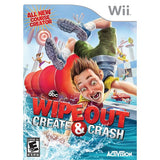 Wipeout: Create & Crash [Nintendo Wii]