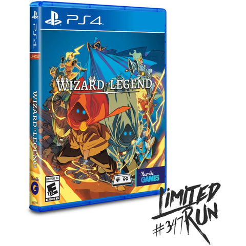 Wizard of Legend - Limited Run #347 [PlayStation 4]