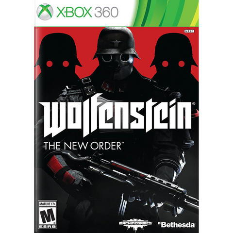 Wolfenstein: The New Order [Xbox 360]