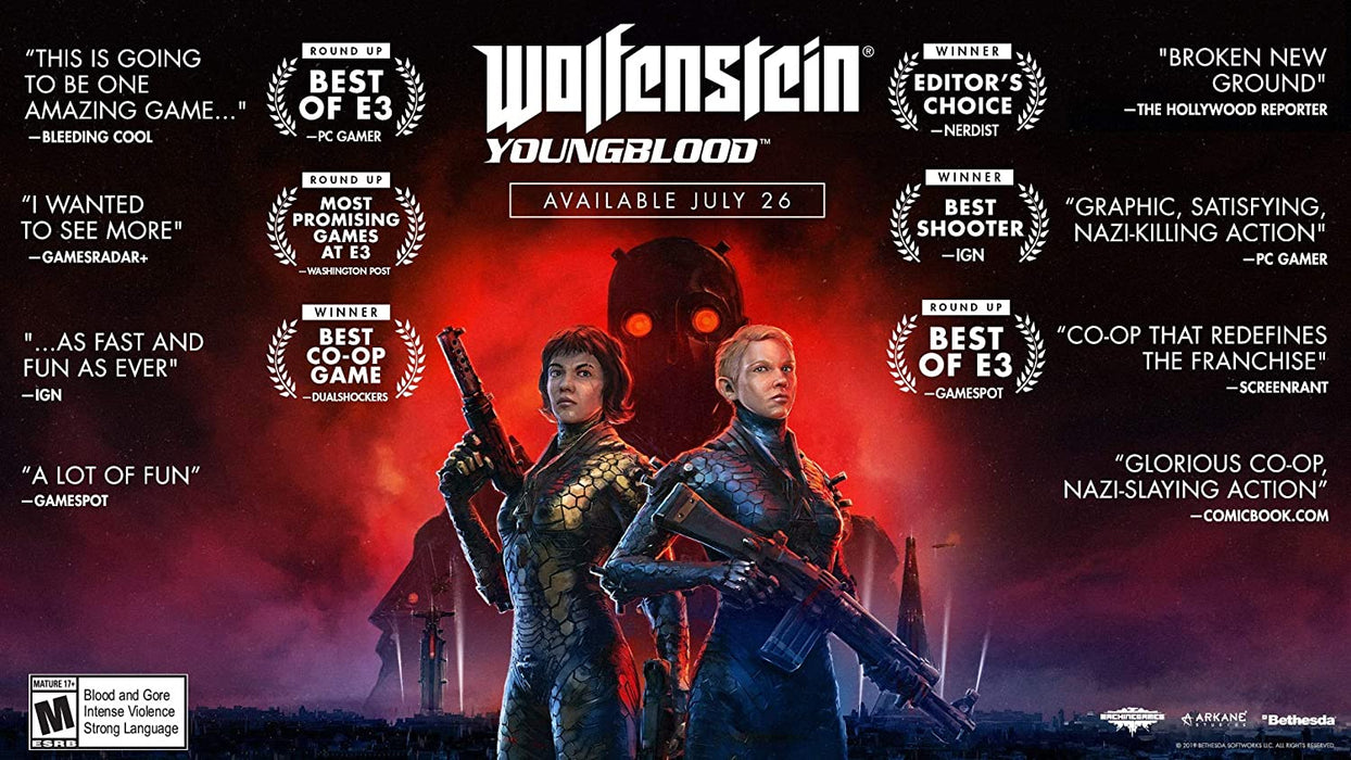Wolfenstein: Youngblood - Deluxe Edition [Xbox One]